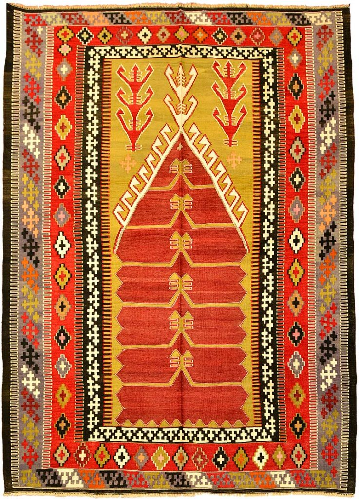 Turkish kilim